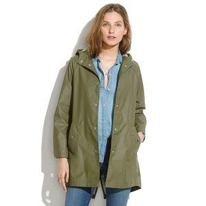 Madewell Rainstorm Jacket